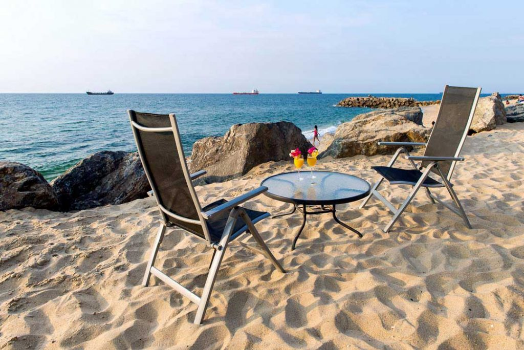 Villa Ilha Lounge Beach