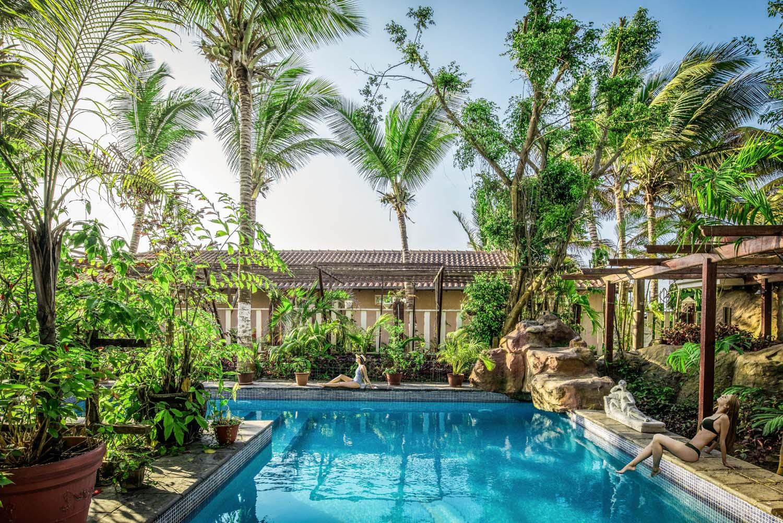 Villa Mar Luanda Pool